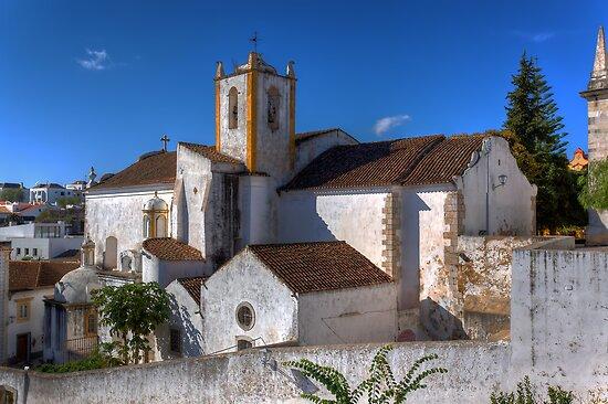 Igreja da Santiago by manateevoyager