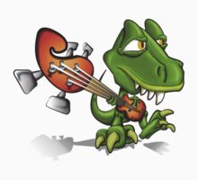 Dino-MITE! by BACreates