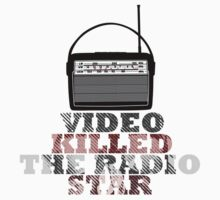 Video Killed the Radio Star by Jack the webber by jackthewebber