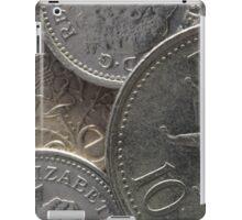 POUND COINS iPad Case/Skin