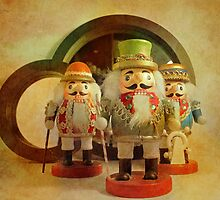 Toy Soldier Christmas by Shyll