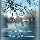 Over the river...and through the woods... by linmarie
