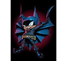 Bat-Mite Photographic Print