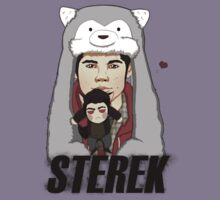 Sterek by Littleartbot