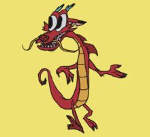 Mushu by MrRaccoon