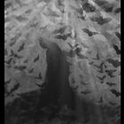 AeroArt Batman B&W by OmarHernandez