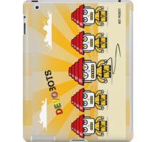 Devo Bots 005 iPad Case/Skin
