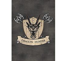 The Dragon Hunter (V1) Photographic Print