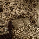 The Maid Bridget&#x27;s Room on the 3rd floor, Lizzie Borden&#x27;s Home by Jane Neill-Hancock