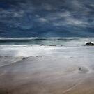 Washed Sand by Caroline Gorka