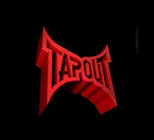 TAPOUT ipad_Cover by ANDIBLAIR