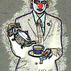 Death of a clown by Mikhail31