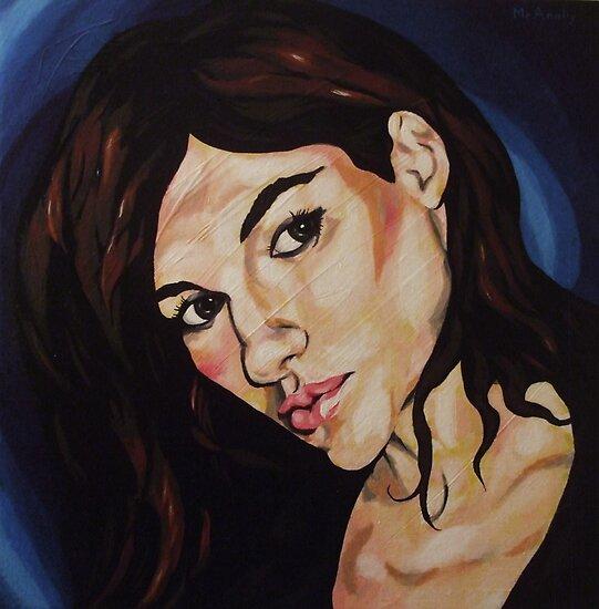 Veronica by Jeremy McAnally