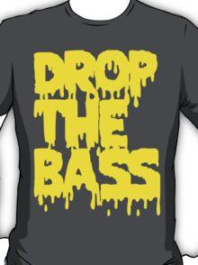 Drop The Bass (Melt) [yellow] T-Shirt