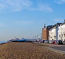 Deal Seafront by Sue Robinson