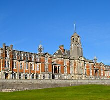 Britannia Royal Naval College by Thomas Buckley