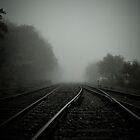Tracks 002 by Ian Ross Pettigrew