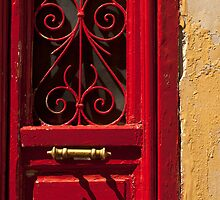 The most beautiful door in Plaka by UniSoul