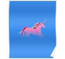 Invisible Pink Unicorn 2 Poster