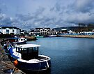 Carrickfergus Harbour by Yukondick