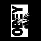 OBEY ! by Thomas Jarry