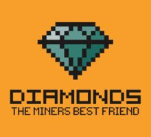 Diamonds are the miners best friend 2 (colored) by hardwear