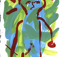 Zauberer Emmanuel Radnitzky by John Douglas