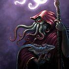 The Watcher  by evolvingeye