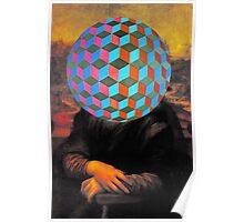 Digital Mona. Poster