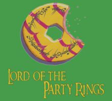 FUN:- Lord of the PARTY rings by BennH