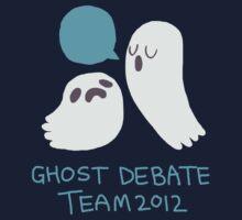 GHOST DEBATE TEAM 2012 by wickedbad