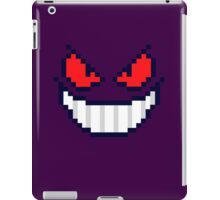 Gengar Face 8bit iPad Case/Skin