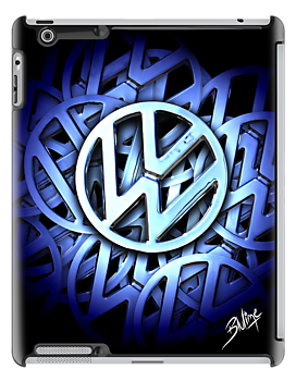 Volkswagen - VW badge  by blulime