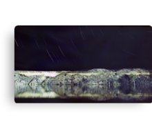 Stars over the Murray Canvas Print