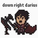 Down Right Darius - League of Legends - Pixel by DukyHD