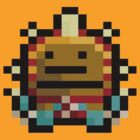 LEAGUE OF LEGENDS - RAMMUS 8-BIT by Meloov1