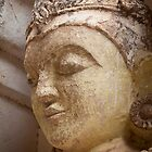 Buddha Statue - Bagan by Hege Nolan