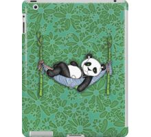 iPod Panda iPad Case/Skin