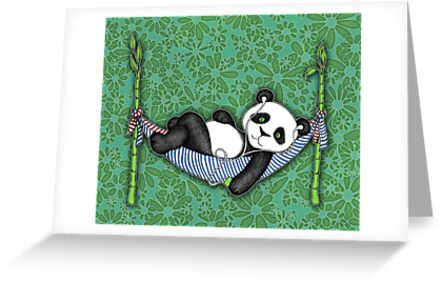 iPod Panda by micklyn