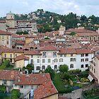 Bergamo Skyline_2 by dyanera
