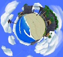 Wind Waker Planetoid by Tetura