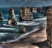 The Apostles by DavidsArt