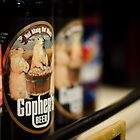 Gopers beer by Zlomorda