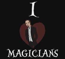 I Heart Magicians: Derren Brown by Rachel Trombley