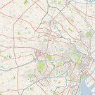 Tokyo OpenStreetMap by Traut1