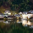 The Reflex Hallstatt II by arthit somsakul