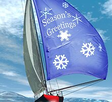 Christmas at Sea by Carol and Mike Werner