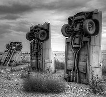 Carhenge by Bob Christopher