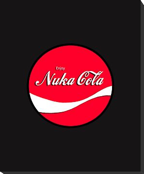 Enjoy Nuka Cola - Round by HighDesign