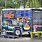 Food Van at Arawak Cay in Nassau, The Bahamas by 242Digital